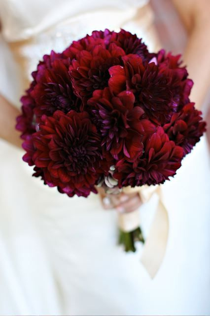 Flowers & Decor, Bride Bouquets, Flowers, Bouquet, Brides, Berry, Dahlias