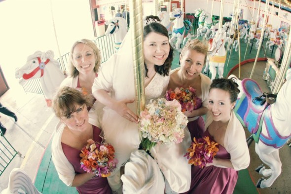 Bridesmaids, Bridesmaids Dresses, Fashion, Bride, Bel momento - weddings special events
