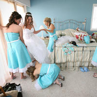 Bridesmaids, Bridesmaids Dresses, Fashion, Bride, Evolution foto-graphy
