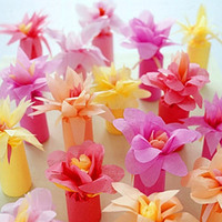 Reception, Flowers & Decor, yellow, orange, Party favors