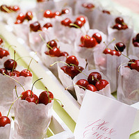 Reception, Flowers & Decor, Party favors