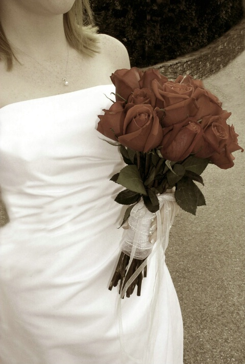 Bride, Bouquet, Waiting, Roseann dreasher
