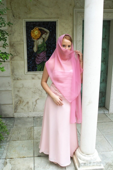 Veils, Fashion, Veil, Bridesmaid, Roseann dreasher