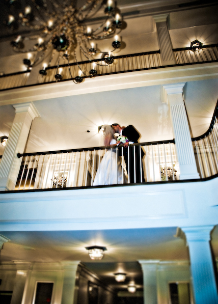 Bride, Groom, Elegant, Formals, Balcony, Kevin lozaw photography