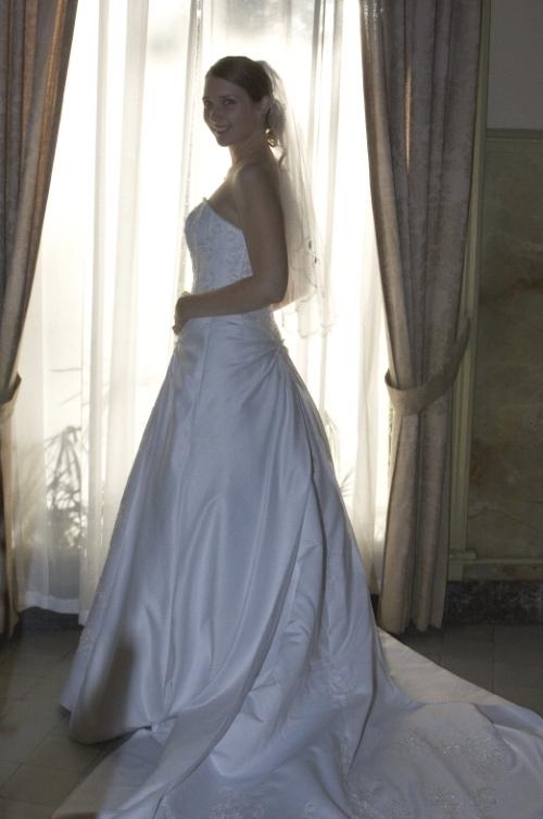 Wedding Dresses, Fashion, green, dress, Castle
