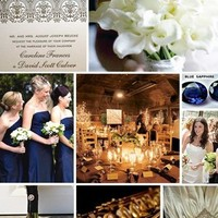 Inspiration, white, blue, Board, Navy
