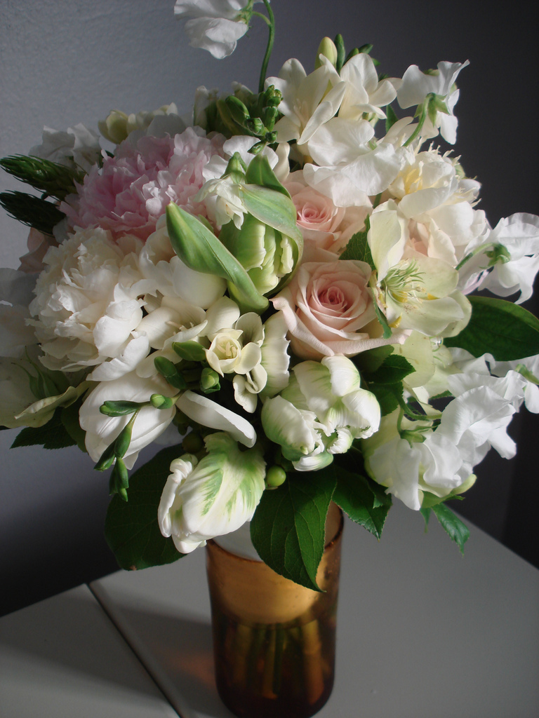 Bouquet, Brides, Thallo floral design studio