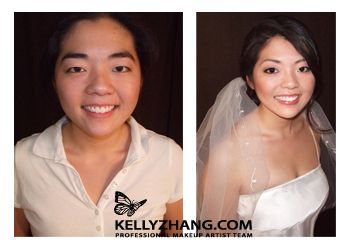 Kelly zhang make up artists and hair stylists team