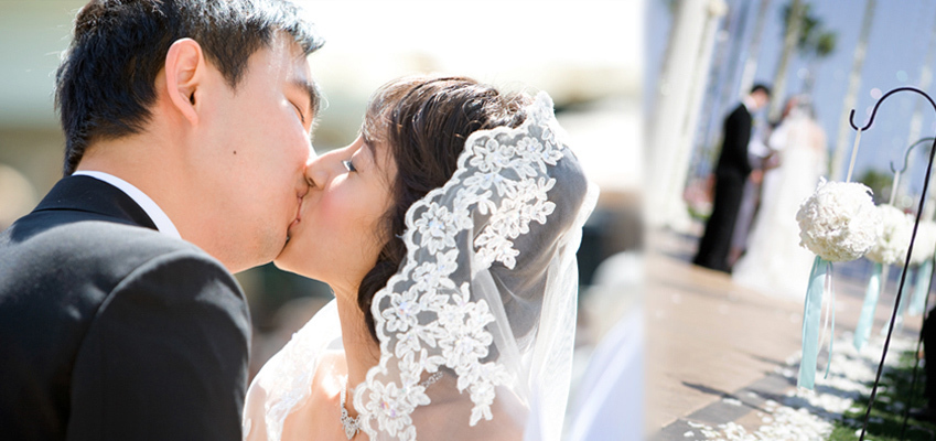 Ceremony, Flowers & Decor, Theresa huang makeup hair design