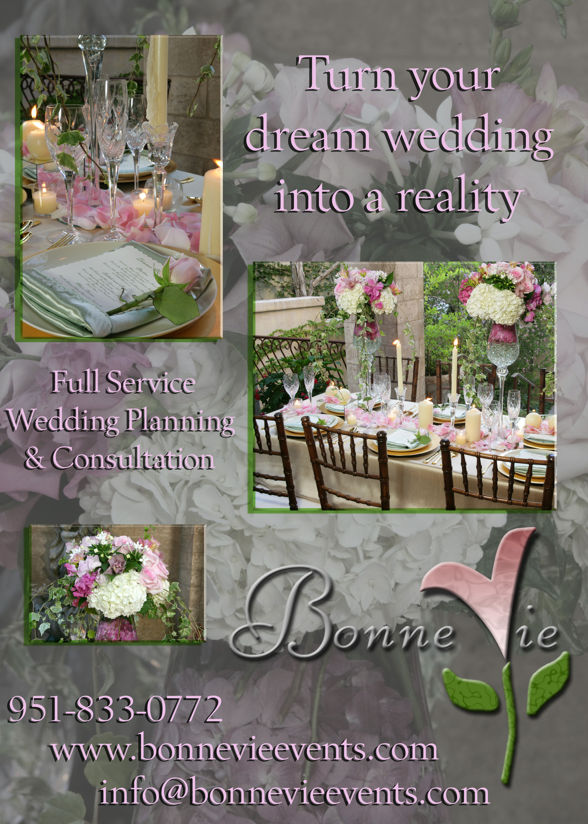 Planning, Wedding, Coordinator, Planners, Bonne vie event design