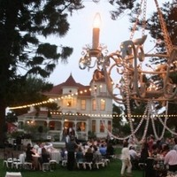 Reception, Flowers & Decor, Lighting, Outdoor