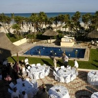 Reception, Flowers & Decor, Beach, Beach Wedding Flowers & Decor, Site, The, At, Private, Villa, Weddings riviera maya