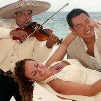 Beach, Wedding, Mariachi, Trio, Weddings riviera maya, Tulum