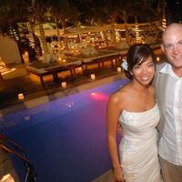 Reception, Flowers & Decor, Site, Elegant, Pool, Weddings riviera maya