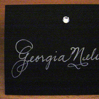 Calligraphy, Stationery, Place Cards, Placecards, Katrina