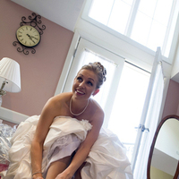 Beauty, Jewelry, Shoes, Fashion, Tiaras, Bride, Hair, Tiara, Light, Captured kiss photography, Chateaux at fox meadows