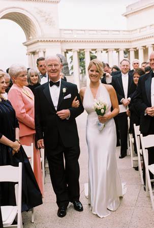 Wedding, Of, Honor, San, Francisco, Legion