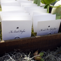 Stationery, green, brown, Fall, Place Cards, Wedding, Placecards, Seating cards
