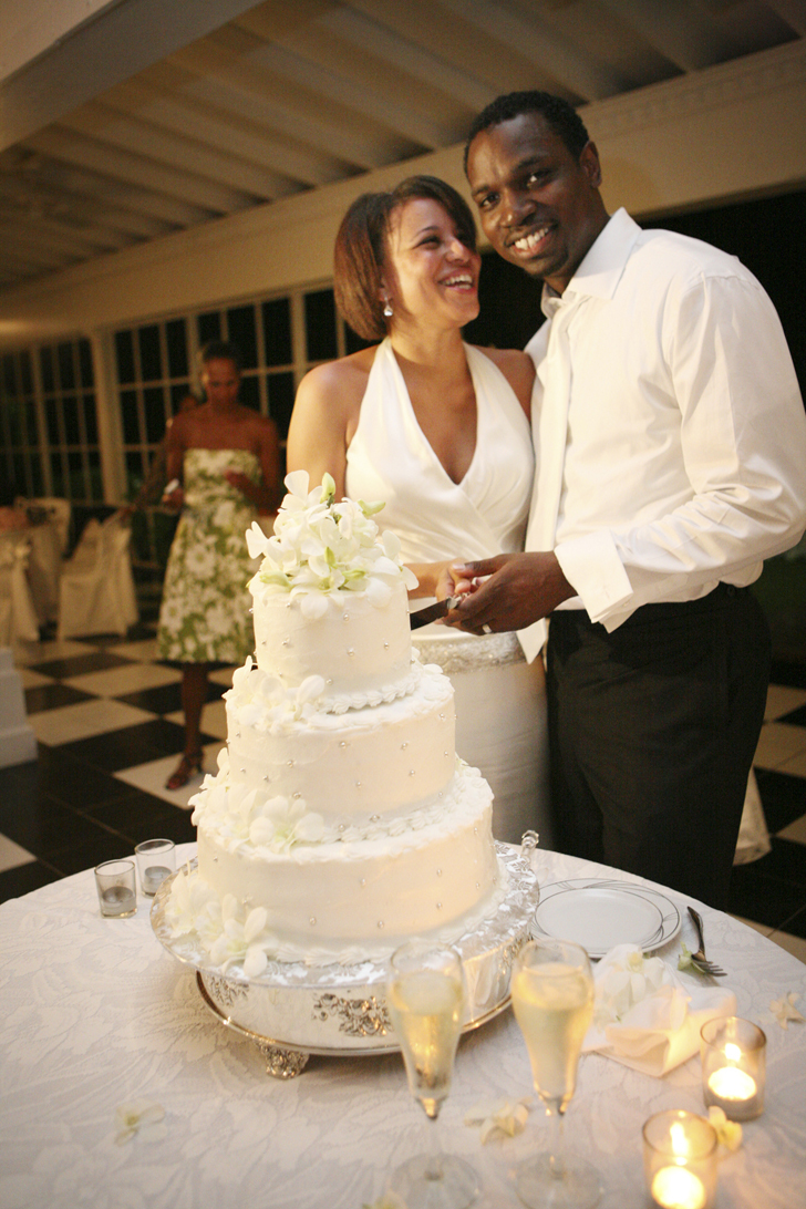 Destinations, Wedding, Destination, Wedding cake, Jamaica, Beachside