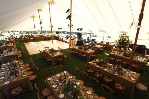 Reception, Flowers & Decor, green, brown, Fall, Wedding, Zephyr tent