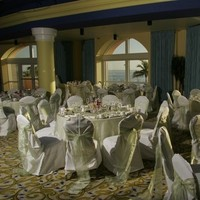 Reception, Flowers & Decor, Beach, Beach Wedding Flowers & Decor, Wedding, View, Ballroom, Pink shell beach resort and spa