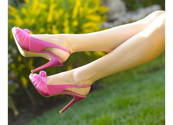 Shoes, Fashion, pink, Boudoir