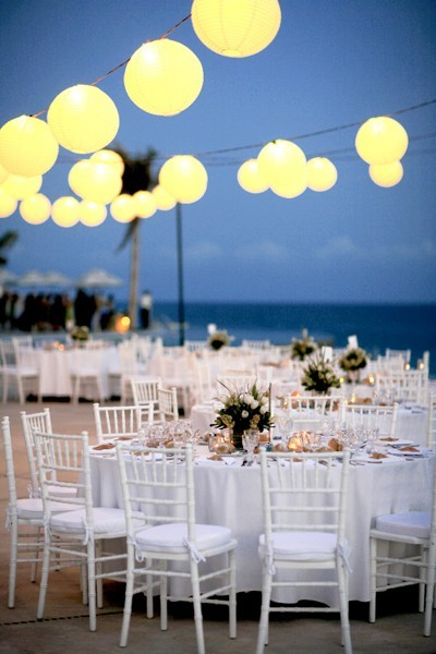 Reception, Flowers & Decor, Lighting, Outdoor