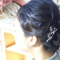 Beauty, Jewelry, Updo, Hair, Asian, Hair pins, Hair pin