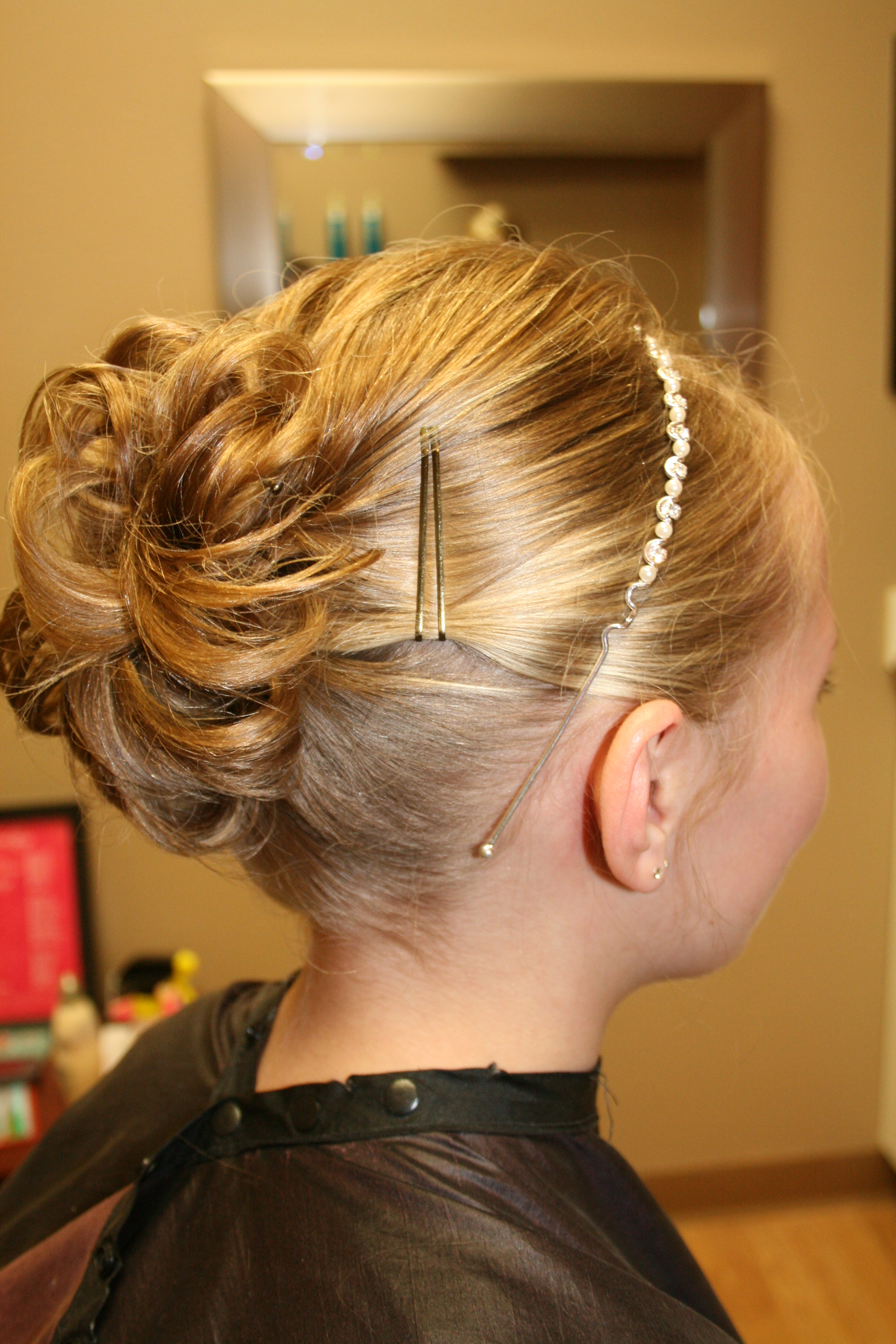Beauty, Updo, Modern, Wedding, Hair, Day, Hairstyles, Lizs hair lounge