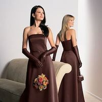 Bridesmaids, Bridesmaids Dresses, Wedding Dresses, Fashion, brown, dress