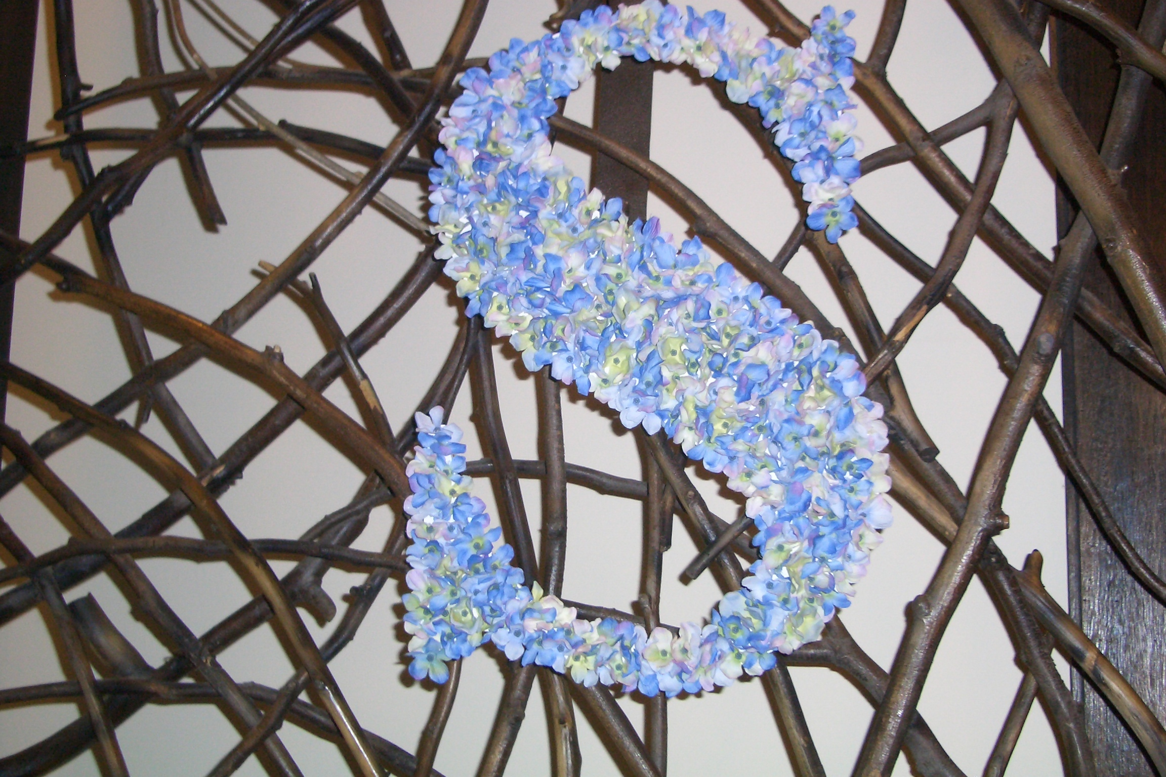 DIY, Reception, Flowers & Decor, blue, Flowers