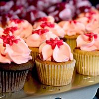 Cupcakes, Wedding, Celebrity