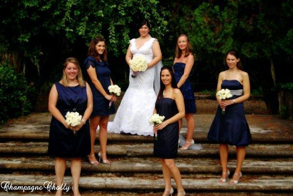 Bridesmaids, Bridesmaids Dresses, Fashion, Champagne wedding