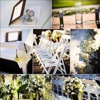 Ceremony, Flowers & Decor, Ceremony Flowers, Aisle Decor, Flowers, Programs, Petals, Details, Aisle, V3 weddings events
