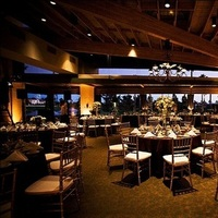 Reception, Flowers & Decor, Decor, brown, Centerpieces, Lighting, Tables & Seating, Centerpiece, Chiavari, Chairs, Tables, V3 weddings events