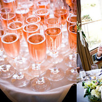 ivory, Bride, Father, Of, And, Champagne, The, Joel flory photography