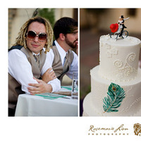 Cakes, Registry, cake, Drinkware, Wedding, Guest, With, Glasses, Rosemarie lion photography, Eccentric
