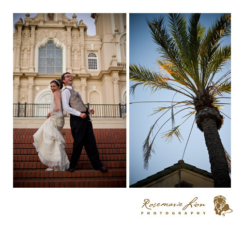 Bride, Groom, Portrait, Rosemarie lion photography
