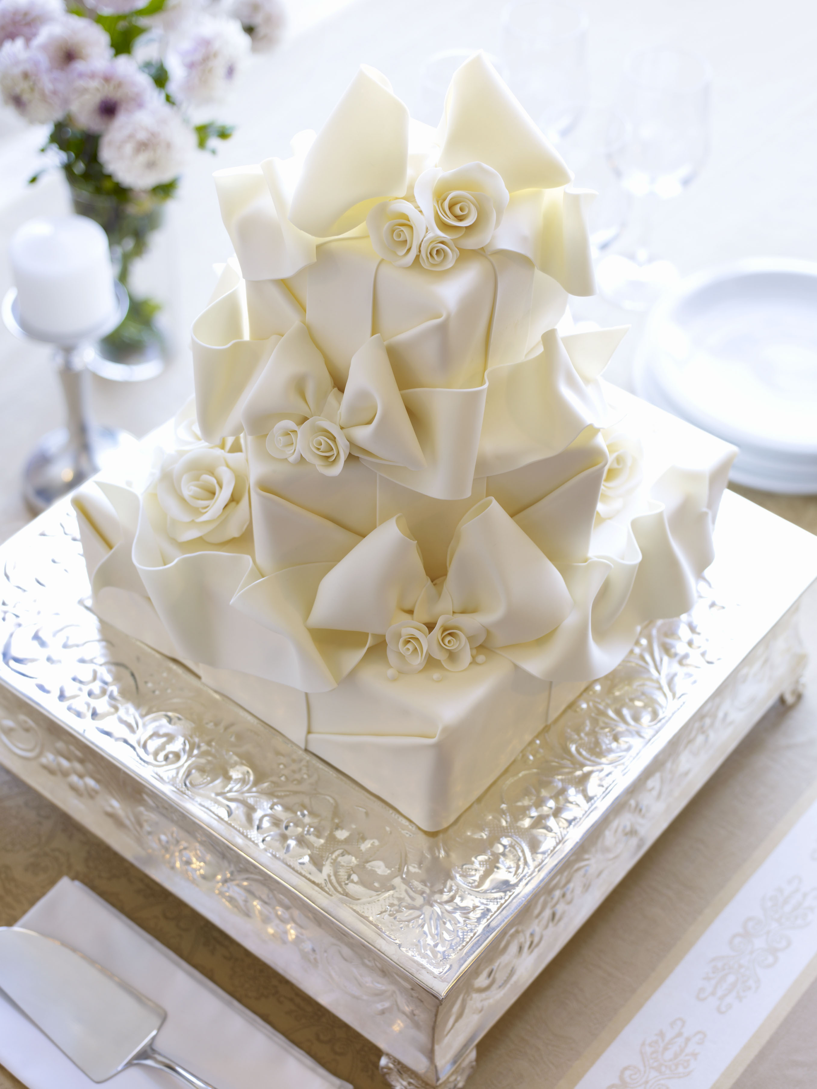 Декор и украшение тортов