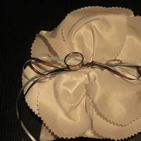 Ceremony, Flowers & Decor, Ringbearer pillow