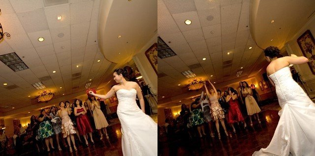Bouquet, Toss