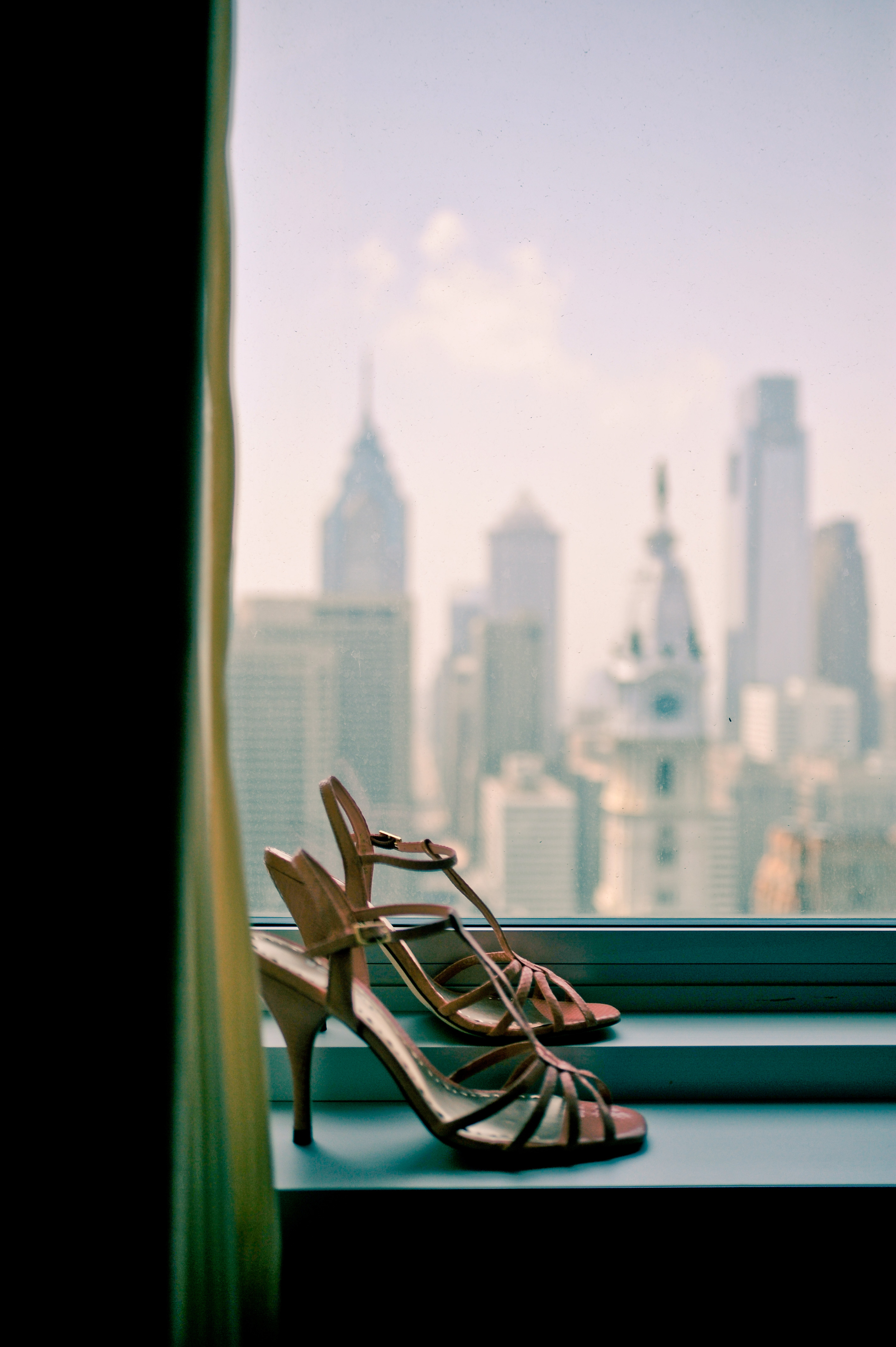 Shoes, Fashion, Accessories, City, Wedding, Attire, Skyline, Urban, Alyssa maloof photography