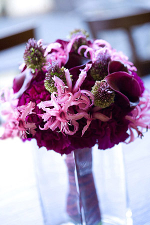 purple, Bouquet