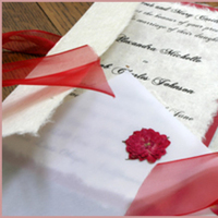 Stationery, white, red, black, invitation, Invitations, And, Rose, Invitations by alecia, Pressed