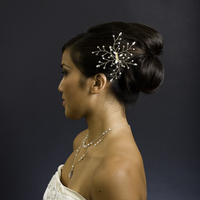 Beauty, Comb, Hair, Crystal, Swarovski, By, Designed, Qgdesigns, Giao, Nguyen