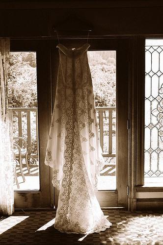 Wedding Dresses, Lace Wedding Dresses, Fashion, dress, Lace, Strapless, Strapless Wedding Dresses, Trumpet, Pronovias, Real, La sposa