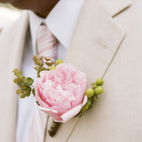 pink, green, Wedding, Boutonniere, Winery, Country