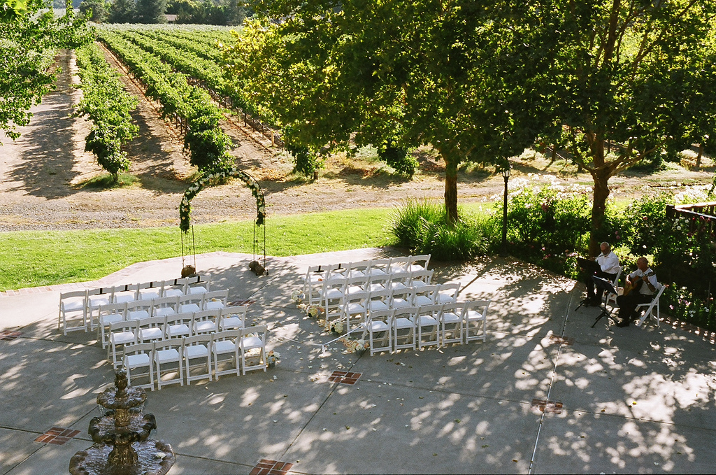 Ceremony, Flowers & Decor, Harvest inn