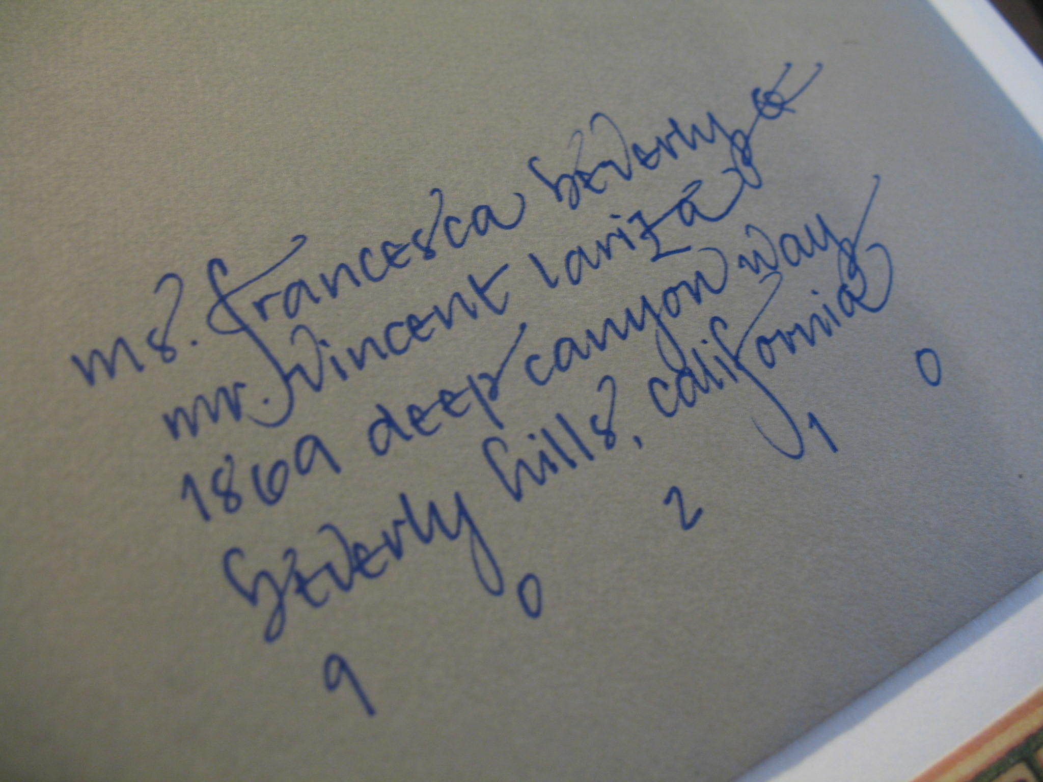 Baby modern katrina uprightvendors calligraphy