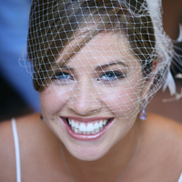 Beauty, orange, burgundy, Feathers, Wedding, Hair, Feather, Cage veil